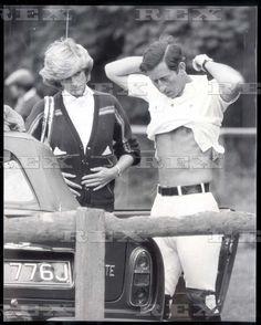 Remember Diana--- Princess of Wales and Prince Charles