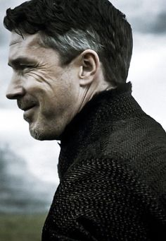 That wicked grin ... ;) Petyr Baelish, Game of Thrones 5.03