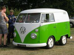 VW shorty van