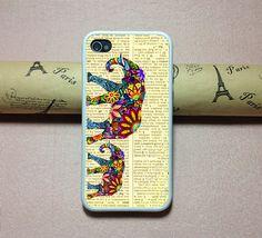 iPhone 5 Case,iPhone 5c Case, iPhone 5s case, iPhone Case,Fashion print Elephant design Phone Covers