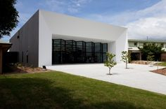 Dapto Anglican Church Auditorium / Silvester Fuller