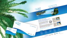 Light Blue Travel website - designed and built by web2market - web design & marketing in Peterborough, Huntingdon & Cambridge