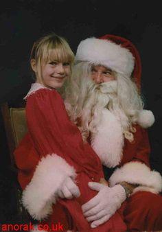 Awkward Santa Photos   Weird Santa Photos   Funny Santa Claus ...