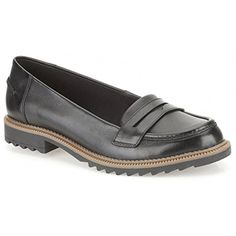 Clarks Womens Casual Clarks Griffin Milly Synthetic Shoes In Oyster Patent - [UK & IRELAND]