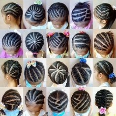 chooseYourStyle #littlegirlhairstyles