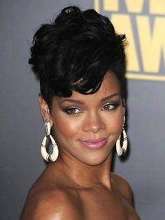 Formal Hairstyles For Short Hair Black Women