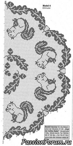 ru / Фото - LH 836 - Summerville - how cute is this! Filet Crochet Charts, Crochet Doily Patterns, Crochet Doilies, Cross Stitch Patterns, Crochet Flowers, Crochet Fall, Crochet Cross, Thread Crochet, Knit Crochet