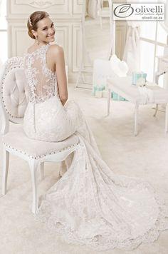 NIAB15004 - Wedding Dresses - Nicole | Olivelli