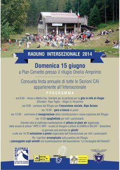 Rifugio Amprimo - Festa annuale sezione CAI