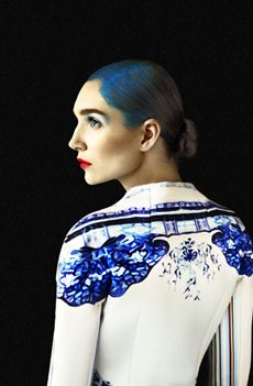 mary katrantzou design photographed by erik madigan heck