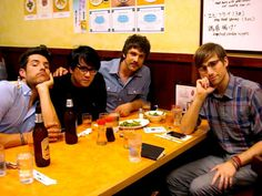 The men of Saint Motel Saint Motel, Video Google, The Neighbourhood, Saints, Puzzle Pieces, Music, Google Search, Men, Musica