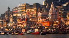 The Ganges, Calcutta, India