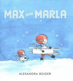 Max and Marla are best friends. And aspiring Olympians! With their eyes on the prize, they know exactly what it'll take to reach sledding success: preparation, practice and perseverance.