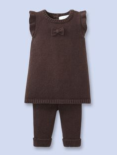 Jacadi Girls: Aquiloria Pinafore & Leggings