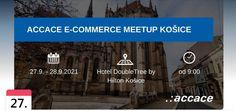 Ako na úspešný e-shop? Príďte sa inšpirovať na konferenciu Accace e-commerce meetup Košice - Akčné ženy E Commerce, Ecommerce