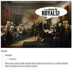 21 Jokes That Will Make History Nerds Choke With Laughter