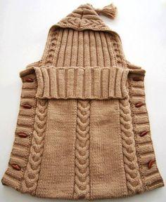 Kolay Bebek Tulumu Nas�l �r�l�r Pictures Baby Knitting Patterns, Kids Patterns, Crochet Patterns, Bunting Bag, Baby Bunting, Handmade Baby, Handmade Clothes, Baby Blanket Crochet, Crochet Baby