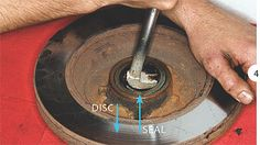 Servicing Tapered Wheel Bearings