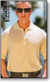 Tan through shirts