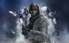 Image detail for -Ghost Call of Duty Modern Warfare 2 Camilla Luddington Tomb Raider, Modern Warfare, Full Hd Wallpapers, Gaming Wallpapers, Desktop Wallpapers, Call Of Duty Schwarz, Home Bild, Ghost Games, Advanced Warfare