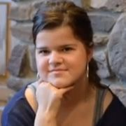 """Elizabeth holthouse, a high school senior, shares her video documentary about her journey with hydrocephalus, called """"Normal on the Outside""""."""