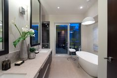 Nice! Rockridge Residence - contemporary - bathroom - vancouver - by Sheffield Design Studio