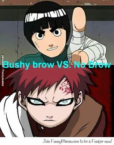 Rock Lee & Gaara