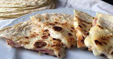 Para preparar burritos, quesadillas y sincronizadas. Verás qué bien te quedan si sigues la receta del blog ANNA RECETAS FÁCILES.
