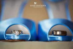 Leah Haydock Photography // unique and beautiful ring shot