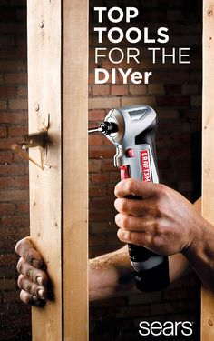 Tackle DIY projects