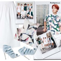 BTS The Billboard Studio Photo Shoot inspired by Jimin outfit