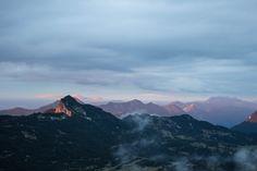 Alpenglühen German Alps (5184x3456) [OC] http://ift.tt/28Pve6p