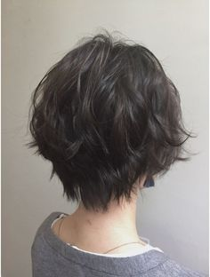 Asian Short Hair, Girl Short Hair, Short Hair Cuts, Asian Haircut Short, Japanese Short Hair, Short Punk Hair, Short Curly Hair, Tomboy Hairstyles, Pretty Hairstyles