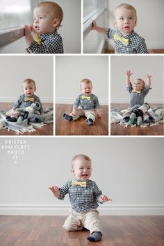 indoor studio child and baby portraits in Kirkland, Washington studio