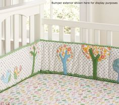 Brooke Nursery Bedding | Pottery Barn Kids