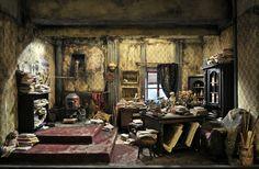 Le cabinet d'étude de la rue de Prague: Ronan Jim Sevellec: The Open Art Collection