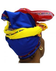 Makotis Sepedi Traditional Dress and Doek