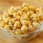 Corn-syrup and Cane-sugar-Free Caramel Popcorn Recipe