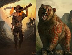 Image result for ratfolk threatening