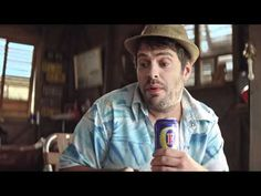 Good Call! Foster's Ad 'Hairy Back' featuring Brad & Dan