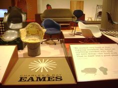 Eames Display - Henry Ford Museum: