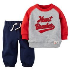Valentine's Day Pullover & Pant Set