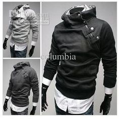 Men's Hoodies & Sweatshirts Jacket Coat