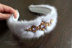 Winter Headband Fabric Jewelry, Hair Jewelry, Beaded Jewelry, Beaded Bracelets, Hair Accessories For Women, Fashion Accessories, Diy Headband, Turban Headbands, Lace Headbands