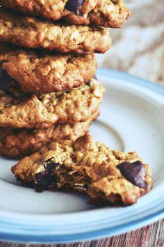 #RECIPE - Peanut Butter Oatmeal Chocolate Chip