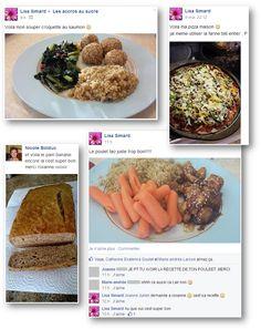Recette rondelles d'oignons faciles au four | Maigrir Sans Faim 9 Mai, Quinoa, Biscuits, Mini Quiches, Sauce Tomate, Beef, Hot Dog, Food, Pork Chops