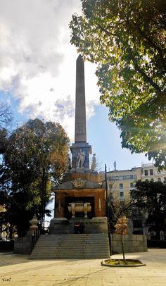 Monumento a los caídos por la Patria