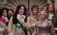 A Little Chaos nobody can pull off a wig like Alan Rickman Alan Rickman Snape, Alan Rickman Always, Period Costumes, Movie Costumes, A Little Chaos, Matthias Schoenaerts, Maggie Smith, Drama Film, Kate Winslet