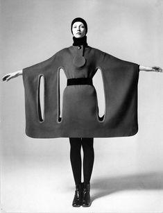 Foto Fashion, 1960s Fashion, Fashion History, Fashion Art, High Fashion, Vintage Fashion, Fashion Design, Dress Fashion, Couture Vintage
