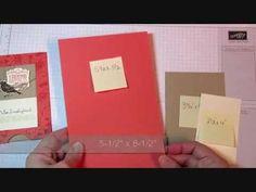 ▶ Hidden Message Slider Card Tutorial - YouTube